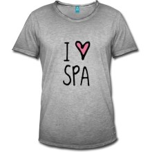 Ilovespa grey T-Shirt