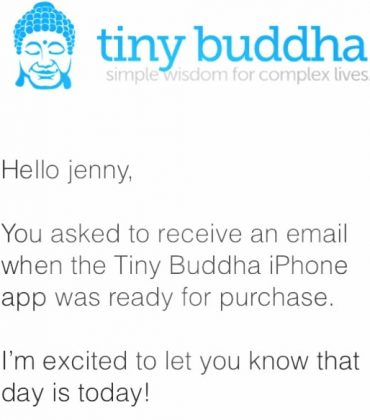 LOVE by Tiny Buddha – simple wisdom for complex lives