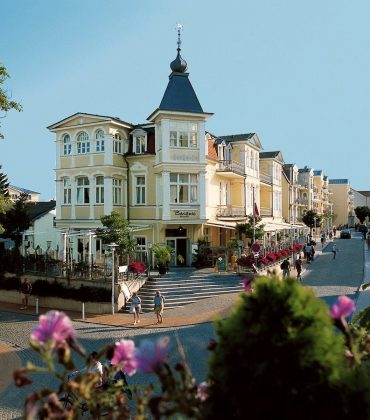 Kaiser Spa Hotel zur Post Usedom