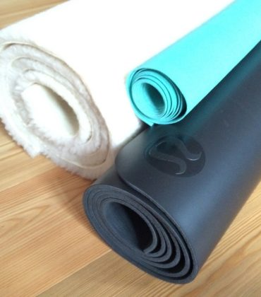 Die perfekte Yogamatte? Here we go!