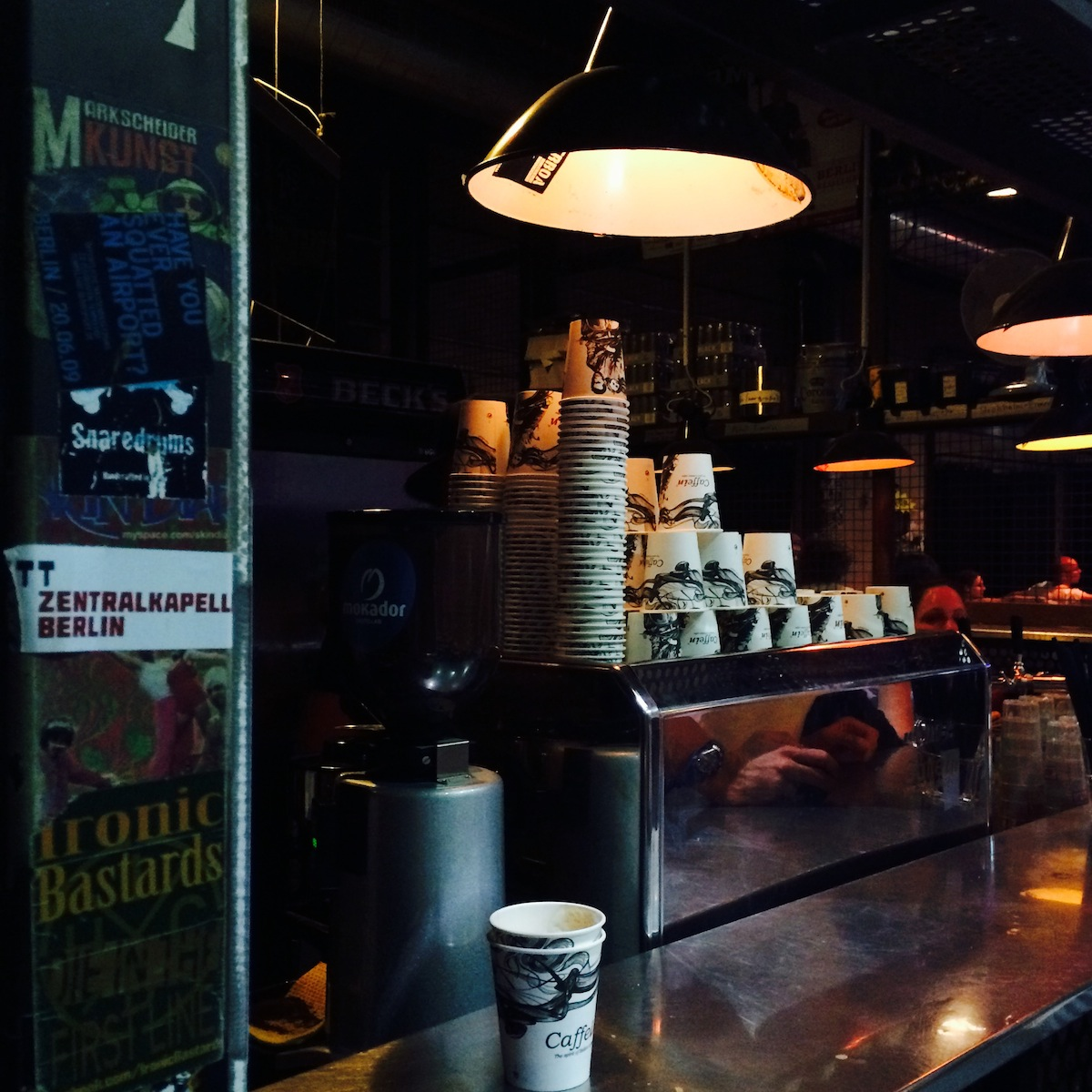 Morning Gloryville Berlin Coffee Bar