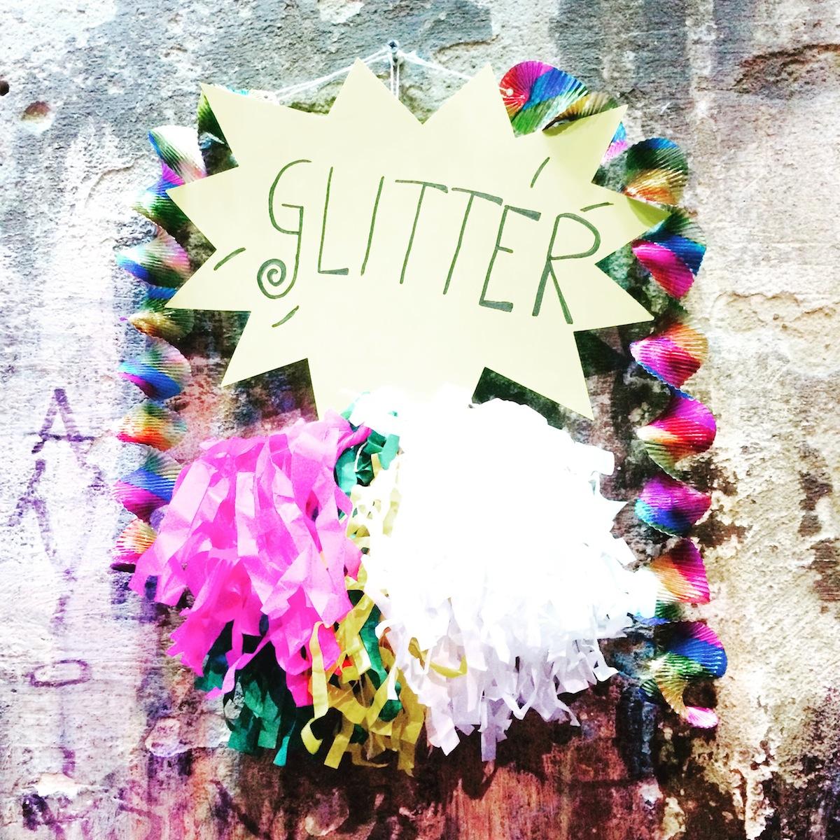 Morning Gloryville Wakeup Makeup Glitter Bar