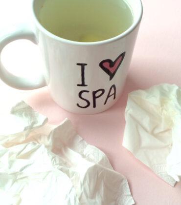 Massage bei Erkältung oder Grippe?