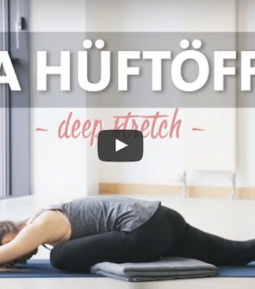 Stretchy Yoga@home mit Mady Morrison!