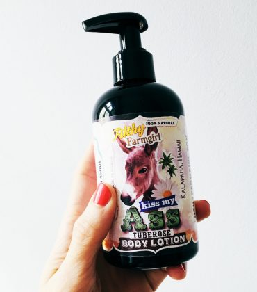 Kiss My Ass Bodylotion von Filthy Farmgirl