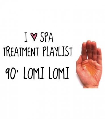 Playlist für 90 Minuten Lomi Lomi
