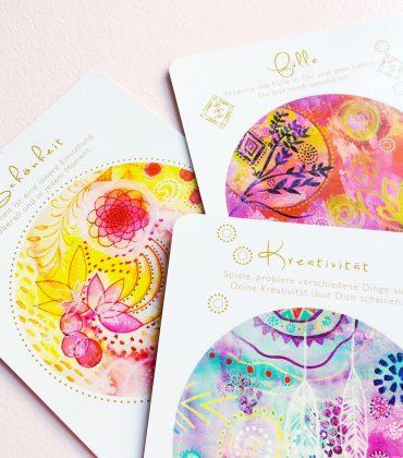 Sitara Design Orakelkarten Love & Shine
