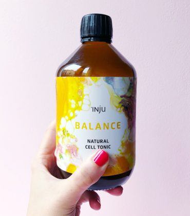 INJU Balance – Lebensenergie zum Trinken