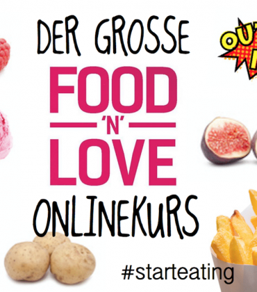 Out now: Der große Food'n'Love Kurs