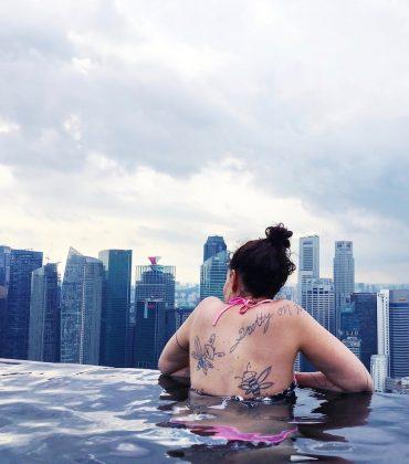 Marina Bay Sands Singapur – der größte, längste und höchste Infinity Pool der Welt