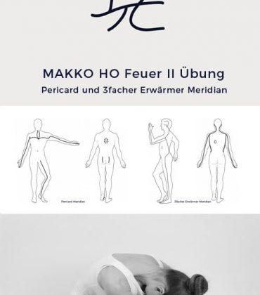 Makko-Ho mit Mia von der Zen Shiatsu art·ist·ry (#5 Feuerübung II)