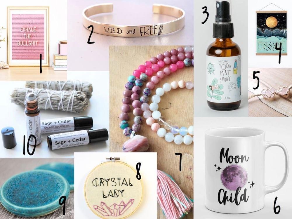 Spiritual Shopping bei Etsy