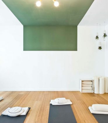 Kleine, geile Yogastudios in Berlin: Körperklang Yoga in Friedrichshain
