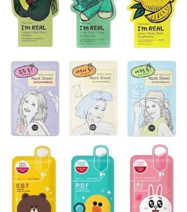9 Koreanische Gesichtsmasken, die ihr bei Amazon kaufen könnt!