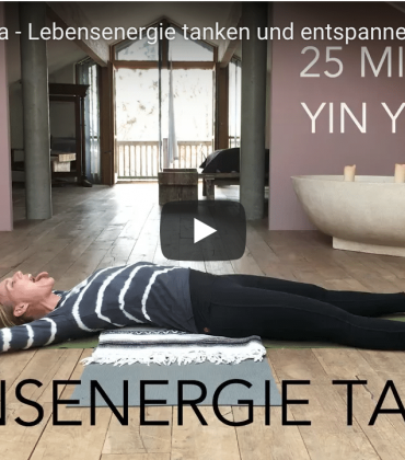 Yin Yoga@Home mit Yogamour