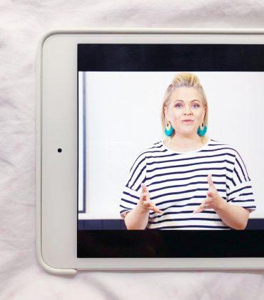 """""""Embrace You"""" – der 4-wöchige Online Kurs zum Film mit Taryn Brumfitt"""
