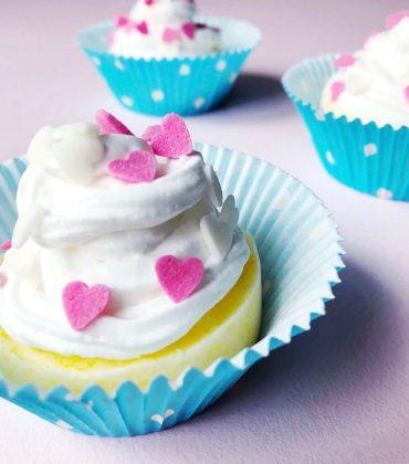 DIY Bade Cupcakes mit Gute Laune-Duft