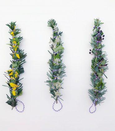 DIY Smudge Sticks im Herbst – Räucherbündel selber machen