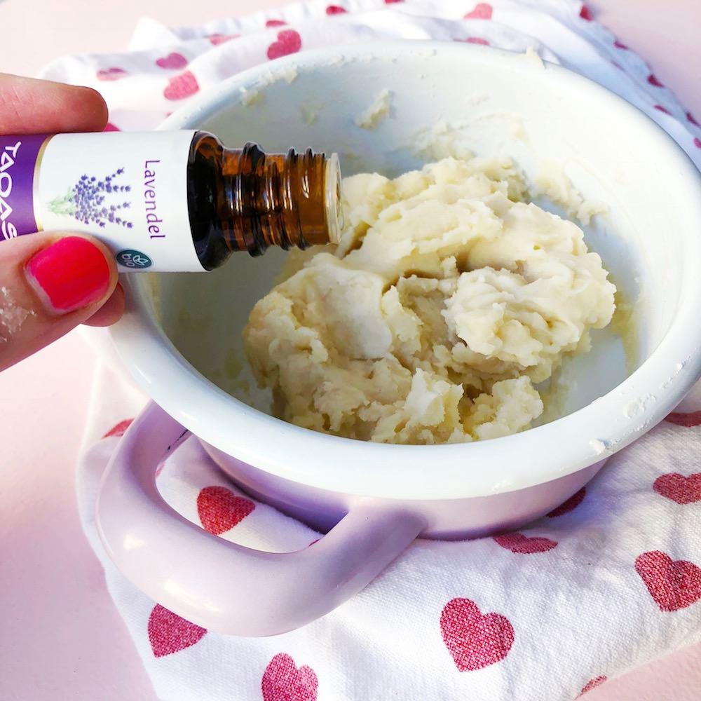 DIY Lavendelknete Rezept