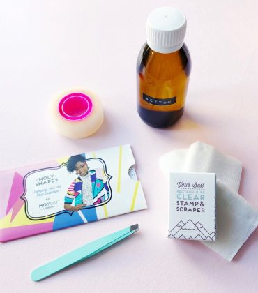 Nail Stamping selber machen – eine Step by Step Anleitung