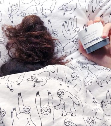 dermalogica Sound Sleep Cocoon – Channel your inner Sloth