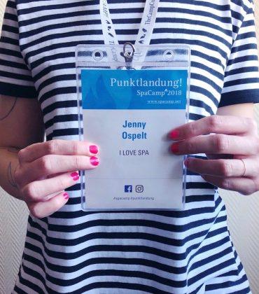 SpaCamp 2018 in Der Sieben Welten Therme in Hessen