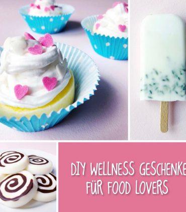 DIY Wellness Geschenke für Food Lovers