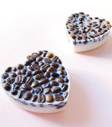 Kaffee Tonka Massagebars selber machen