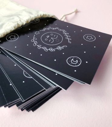 Musings from the Moon Affirmation Cards – Das weltbeste Selbstliebe Kartendeck