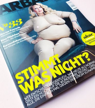 Eben doch ein ganz normales Frauenmagazin – Warum ein Fat Suit nichts mit Körperakzeptanz zu tun hat