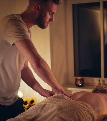 Oberton-Massage bei Hauke Prigge in Berlin