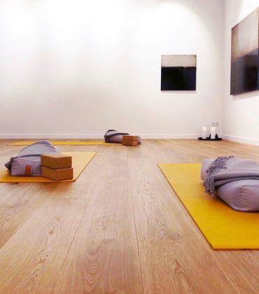 Kleine, geile Yogastudios in Berlin: Me Myself and Yoga in Steglitz