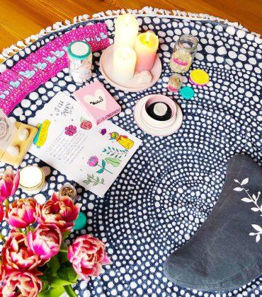 Vollmond Ritual selber machen – ein Ritual für Fülle & Dankbarkeit