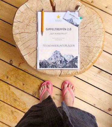 """""""Gut Aufgestellt"""" – das Rizzato Spa Consulting Gipfeltreffen 2.0 in Südtirol"""