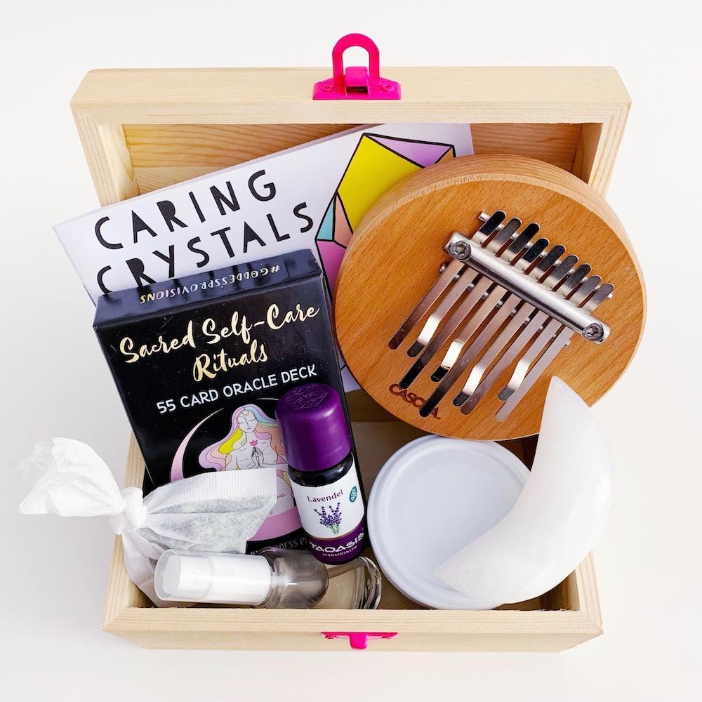 DIY Calm Box für Erwachsene