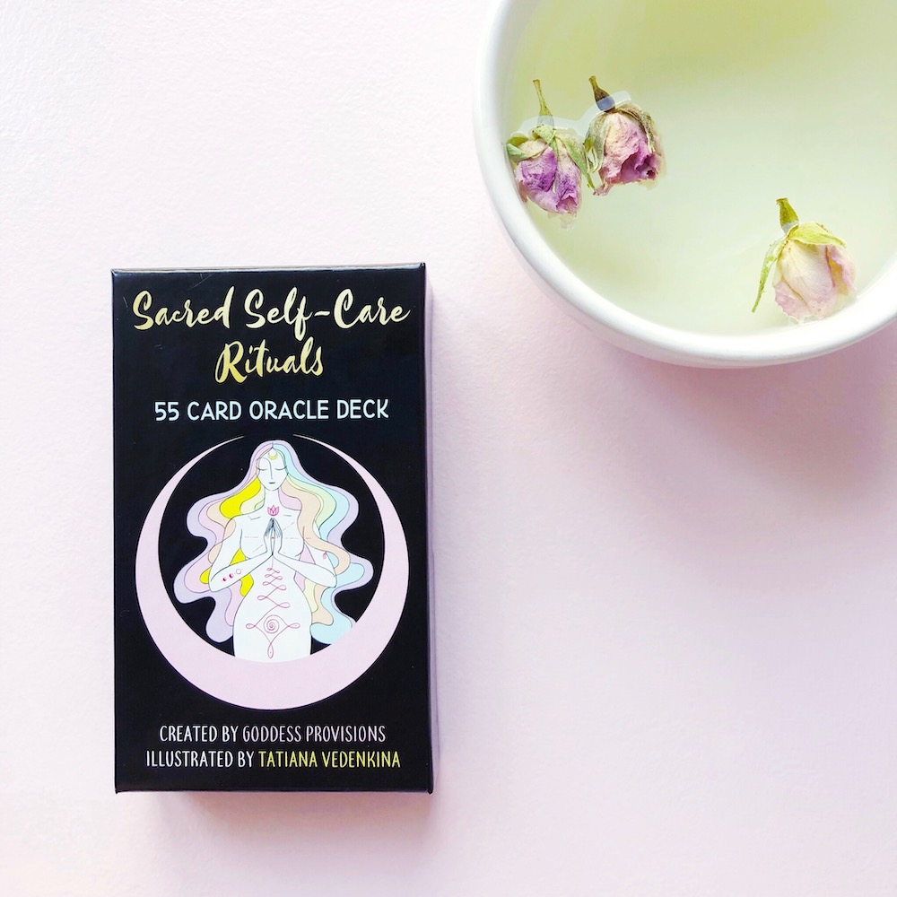 Self Care Orakelkarten