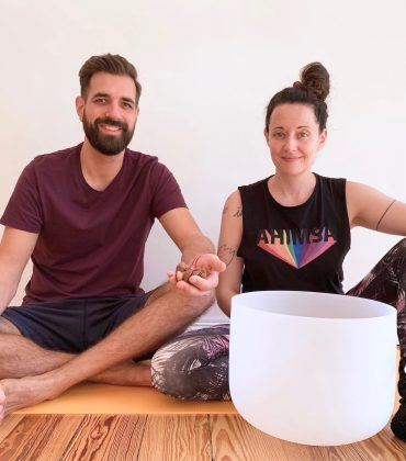 Neu ab Herbst: Sound Bath Plus im Sense Healing Space Berlin