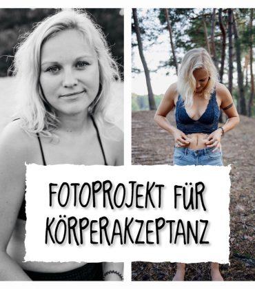 Eine gute Sache – Fotoprojekt für Körperakzeptanz von Caroline Hopp