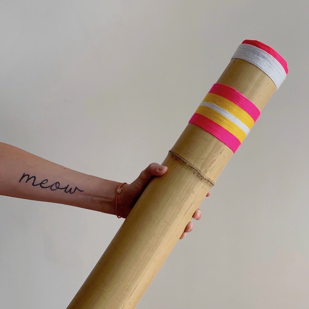 Rainstick DIY Regenmacher selber machen