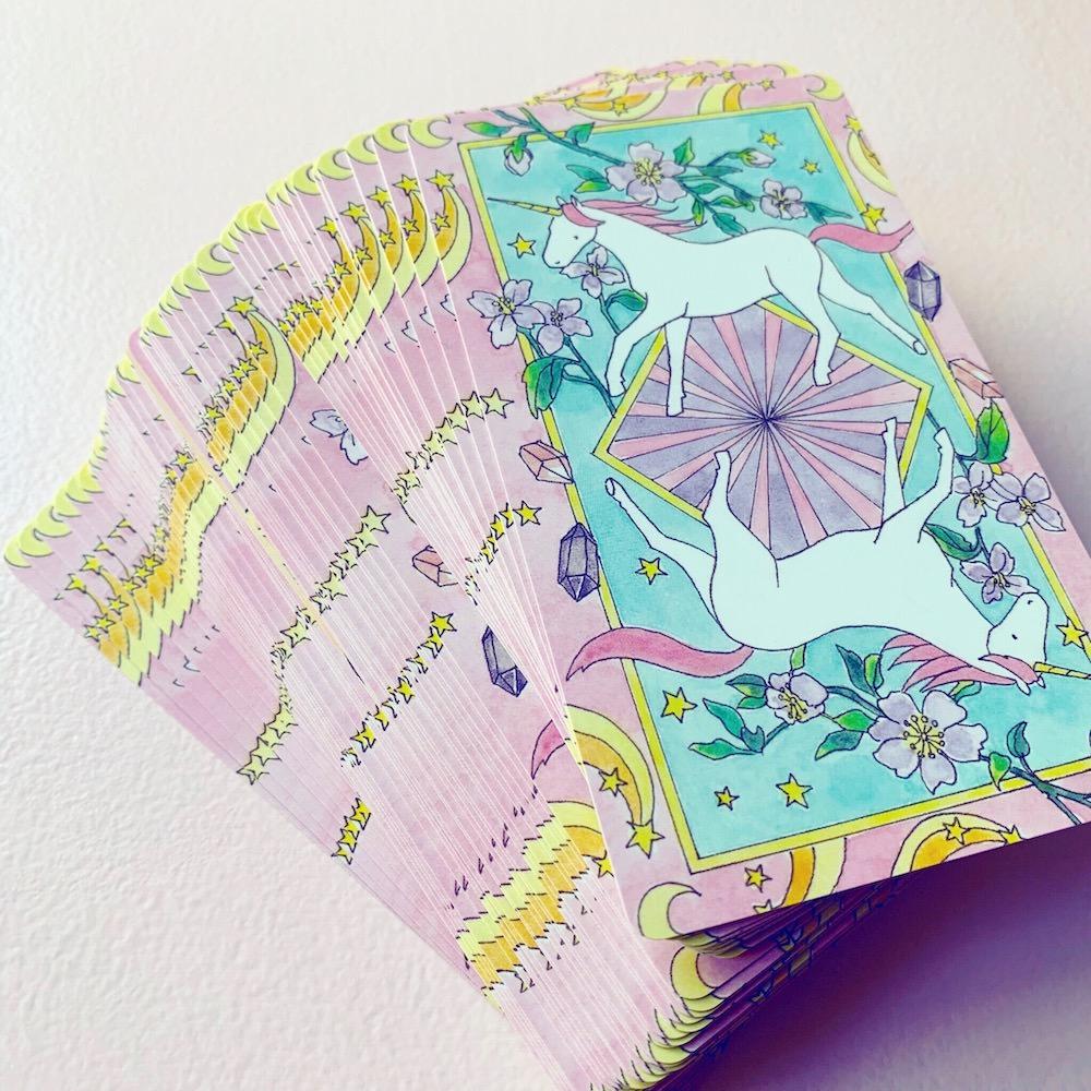 Crystal Unicorn Tarot Deck kaufen