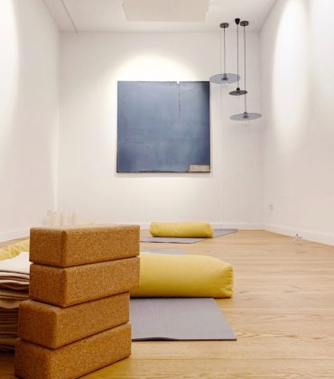 Restorative Yoga bei Lorna Neuber in Berlin