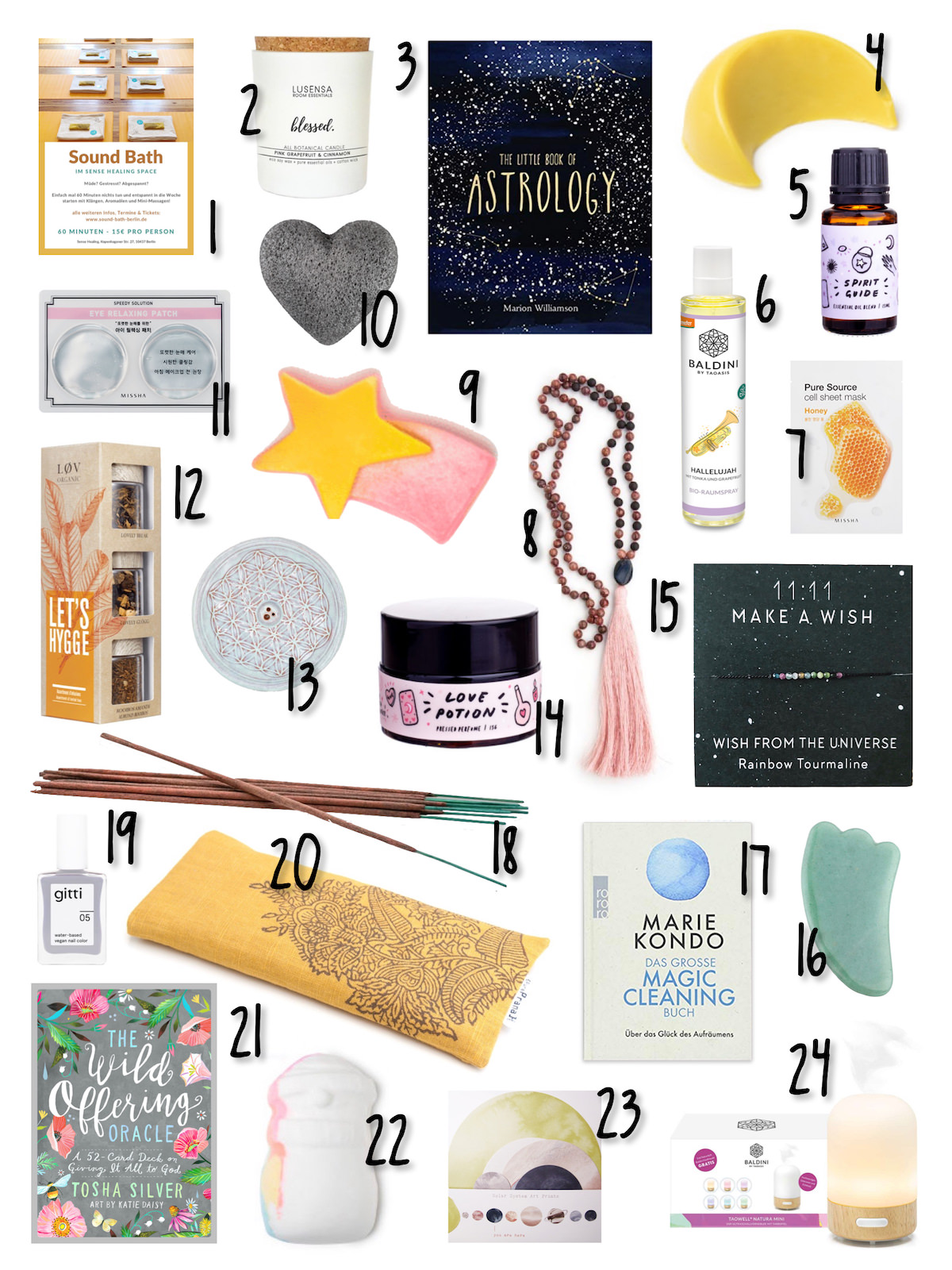 Wellness Adventskalender 2019 Frauen