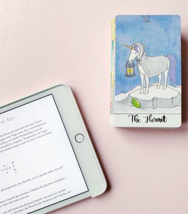 Tarot selber lernen mit dem Kurs von Hexe Claire