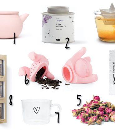 Die schönsten Tee Geschenke für ein bisschen mehr Entschleunigung