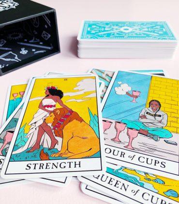So geht Tarot in 2020 – Modern Witch Tarot von Lisa Sterle