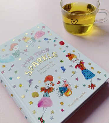 Buchtipp: Find Your Sparkle – Embracing the Magic of Life