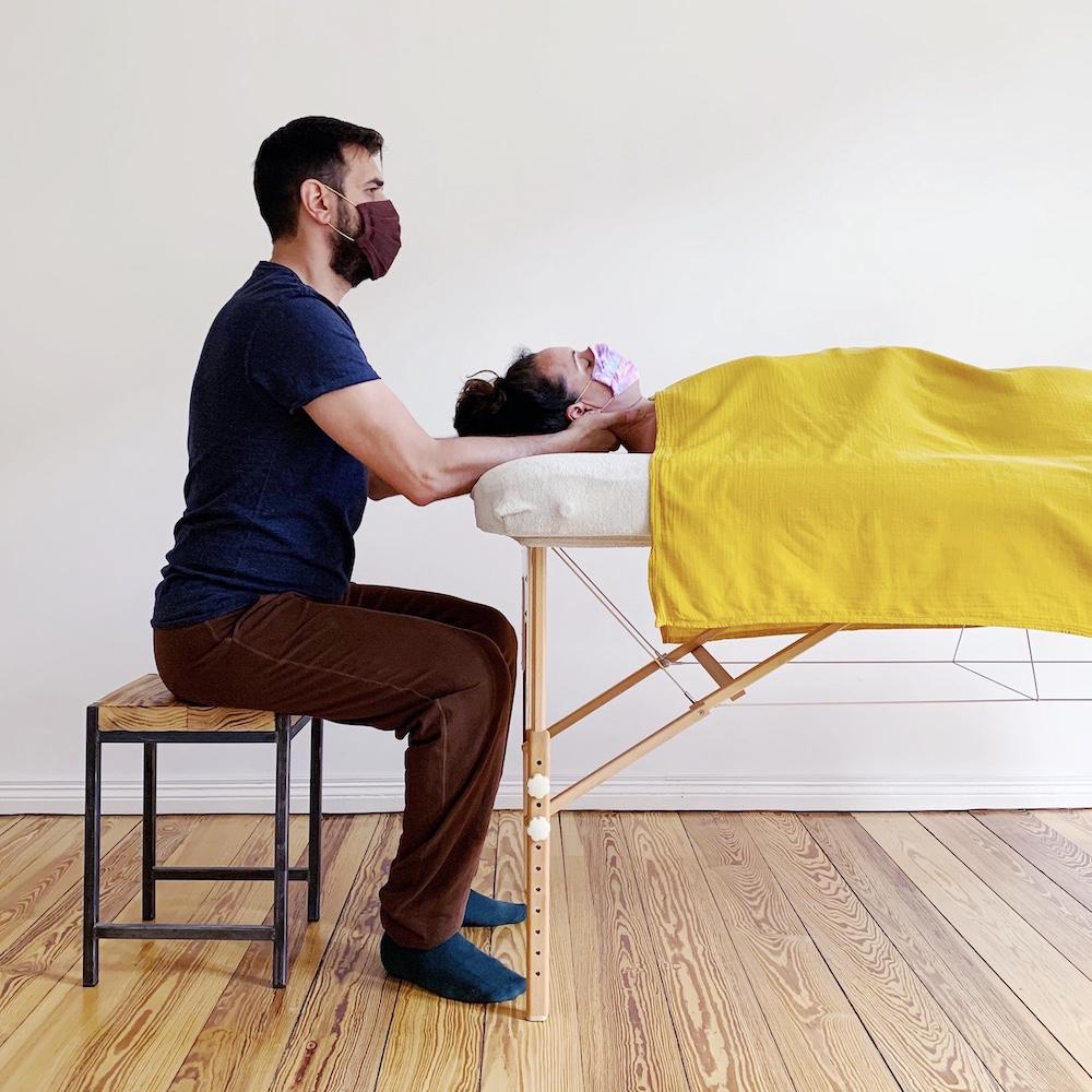 Corona Massage