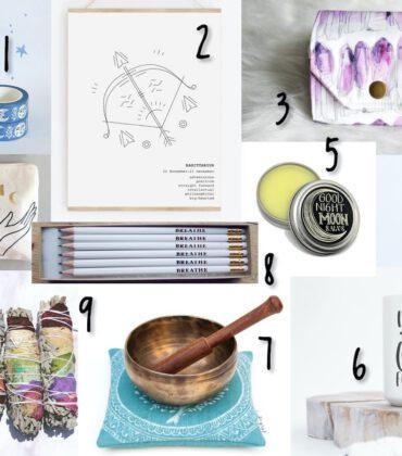 Meditationsecke einrichten – Spiritual Shopping Runde 6