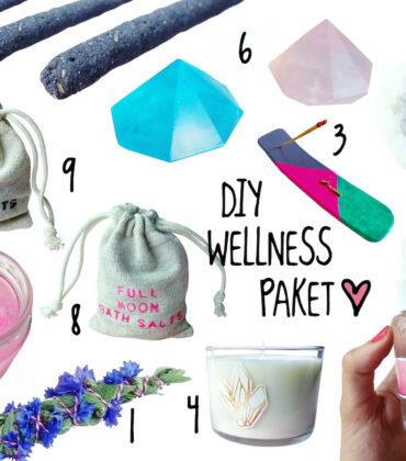 DIY Wellness Paket – Yoga & Spiri Edition