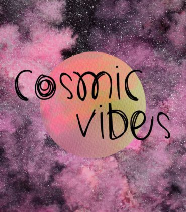 "Sagt ""Hi"" zu Cosmic Vibes!"